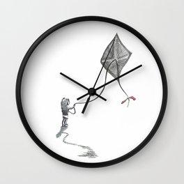 Dedication Wall Clock