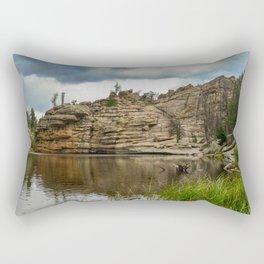 Gem Lake Rectangular Pillow