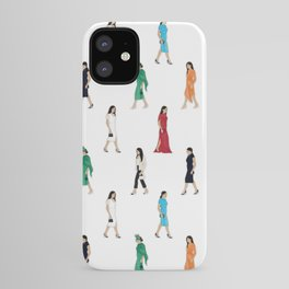 Royal Style Figures iPhone Case