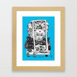 Cruzin Framed Art Print