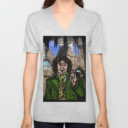 a shared version of reality Unisex V-Neck