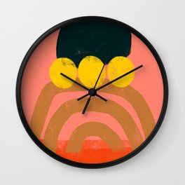 I Made This For Someone Else Wall Clock
