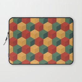 Retro Cubic Laptop Sleeve