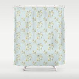 Fields of Buttercups Shower Curtain
