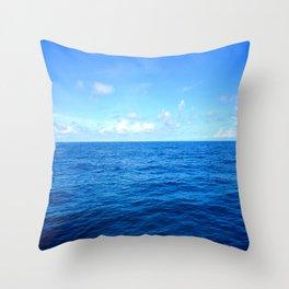 Serene Water Throw Pillow