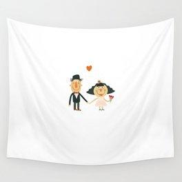 Wedding Wall Tapestry