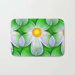 Seamless Repeating Tiling Bath Mat
