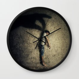marionette Wall Clock