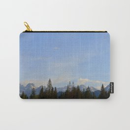 Blue Skies - Zakopane Carry-All Pouch