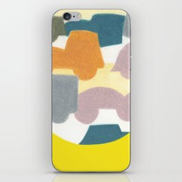 The Busy Street iPhone Skin