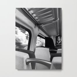 No seat taken Metal Print