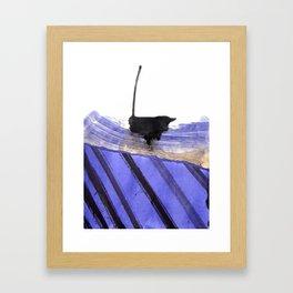 Kollage n°95 Framed Art Print