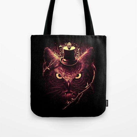 Meowl Tote Bag