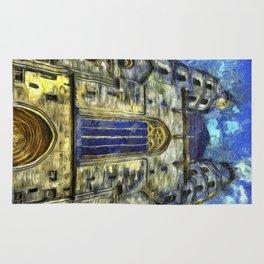 St Stephens Cathedral Vienna Van Goth Rug
