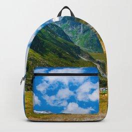 Göschenen, Switzerland Backpack