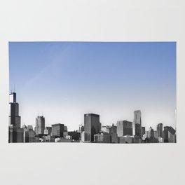 Blue Sky Chicago Rug