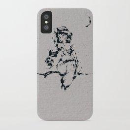 Splaaash Series - Arabian Princess Ink iPhone Case