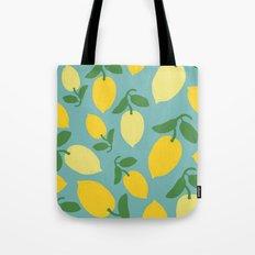 Le Citron Tote Bag