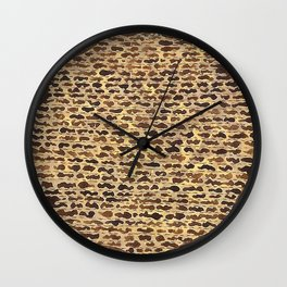 Matzah 2 Wall Clock