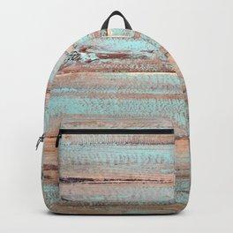 Design 110 wood look Backpack