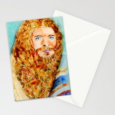 When i was young Stationery Cards