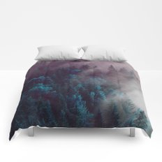 Anywhere You Go #society6 Comforters