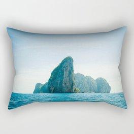 Far Places Rectangular Pillow