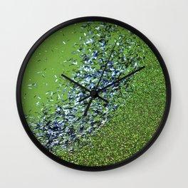 Retro Dreamin Wall Clock