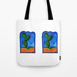 cactus dreaming Tote Bag