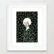 Ethel Framed Art Print