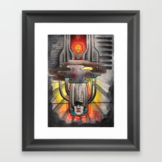 Invidious Ideas Framed Art Print