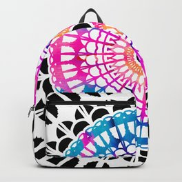 Bright Spirit Mandala Backpack