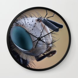 Insect II Wall Clock