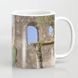Island And Castle Coffee Mug