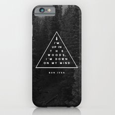 Woods -- Bon Iver Slim Case iPhone 6