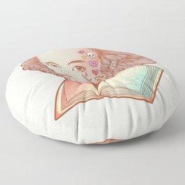 Lit Floor Pillow