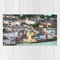 Colorful Cobh Ireland by citylifecountryliving