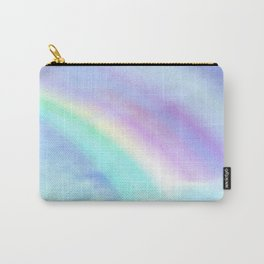 Watecolor Rainbow Carry-All Pouch