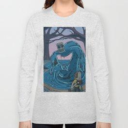 Ohmworld #2 Cover Long Sleeve T-shirt