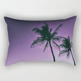Aloha and Goodnight Rectangular Pillow
