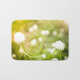 Dandelion Wishes Bath Mat