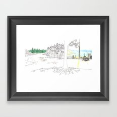 'CANADA' PART 7 OF 10* Framed Art Print