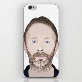 Thom Yorke Vector iPhone Skin
