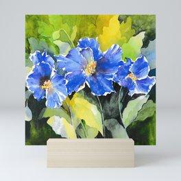 Blue Mountain Mini Art Print