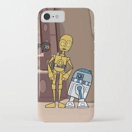 EP6 : C-3PO & R2-D2 iPhone Case