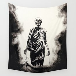 Welcoming Death Wall Tapestry