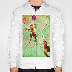 The monkey who wanted to be a bird Hoody