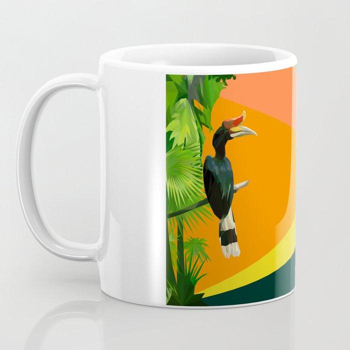 bucheros rhinoceros Coffee Mug