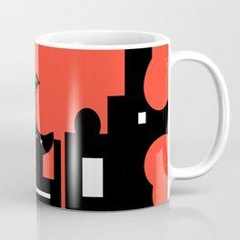 Red Bazaar Coffee Mug
