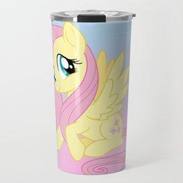 g4 my little pony Fluttershy Travel Mug